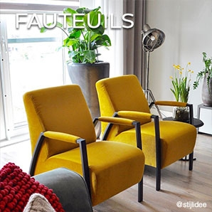 Fauteuils bij IN.HOUSE