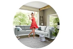 Blog: Woontrends & Inspiratie - Een kleine woonkamer groter laten ...