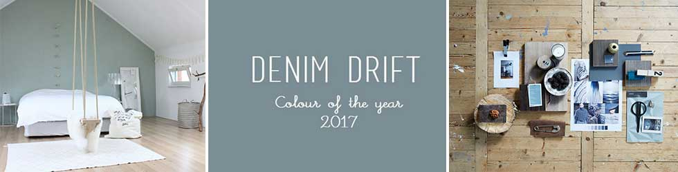 woonrijk interieur kleur styling workshop denim drift kleur van het jaar