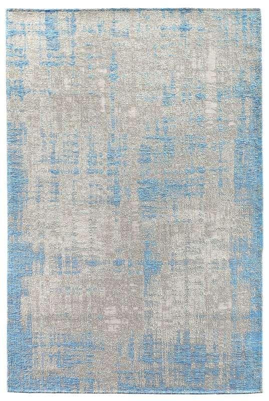 Vloerkleed vintage Giano blauw/grijs 170x230cm