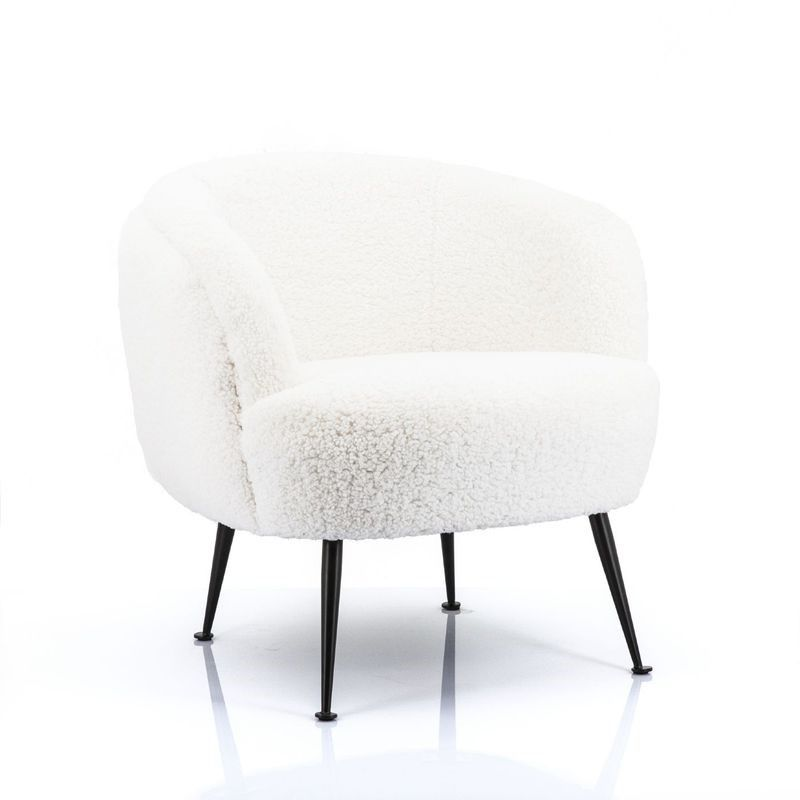 Fauteuil Babe wit