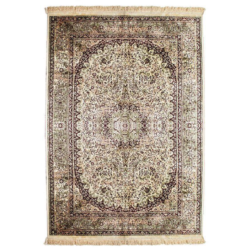 Vloerkleed Sultan bruin 160x230cm