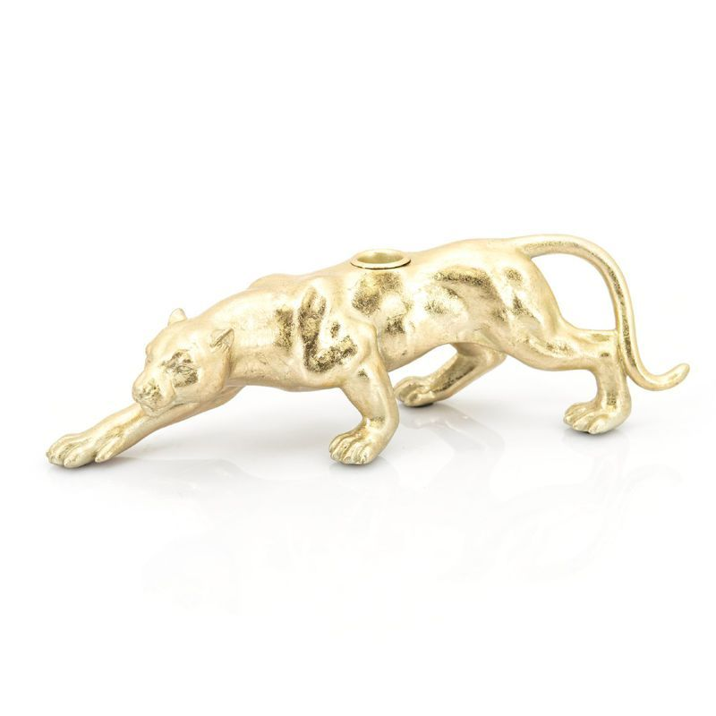 Kaarsenhouder Raja goud