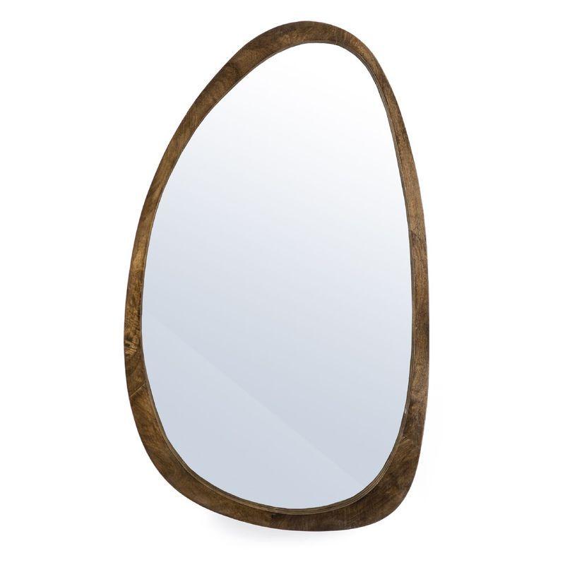 Spiegel Plecto Bruin