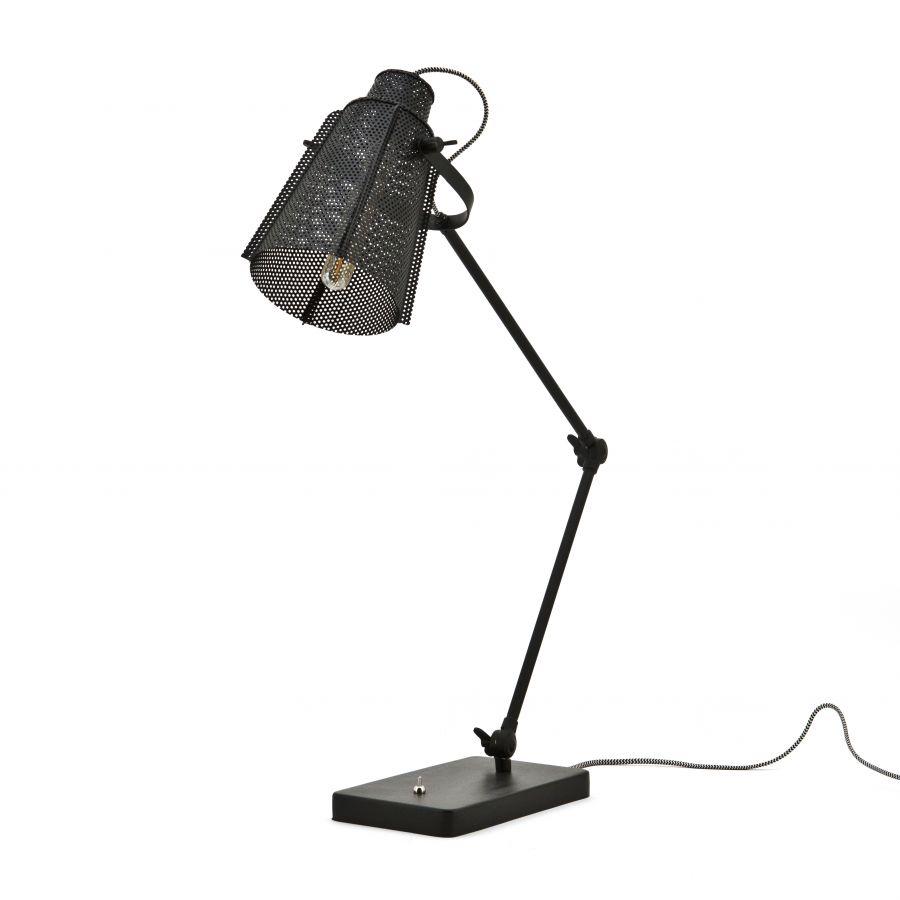 Tafellamp Apollo zwart