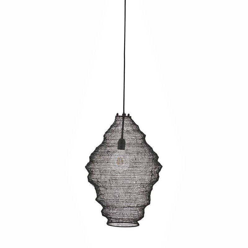 Hanglamp VOLA Small Metaal Zwart