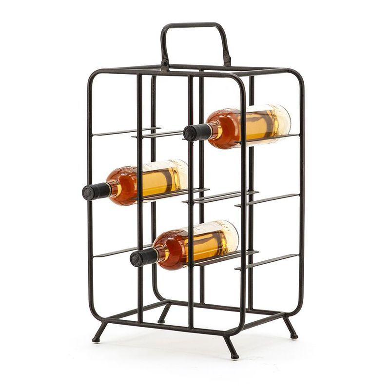 Wijnrek Botella metaal