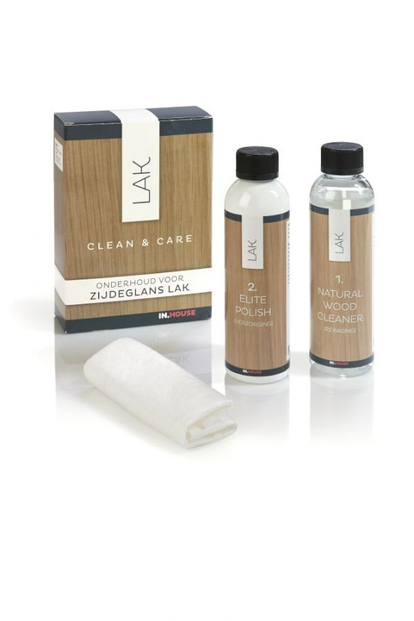 Clean & Care zijdeglans lak