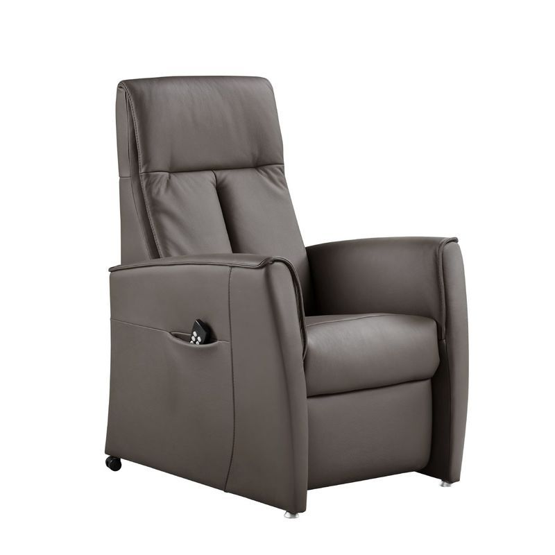 Relaxfauteuil Ramilo L bruin Express Delivery