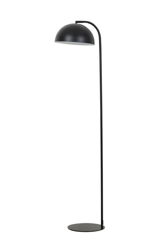 Vloerlamp Mette mat zwart