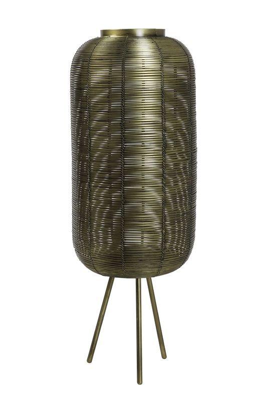 Tafellamp Tomek antiek brons