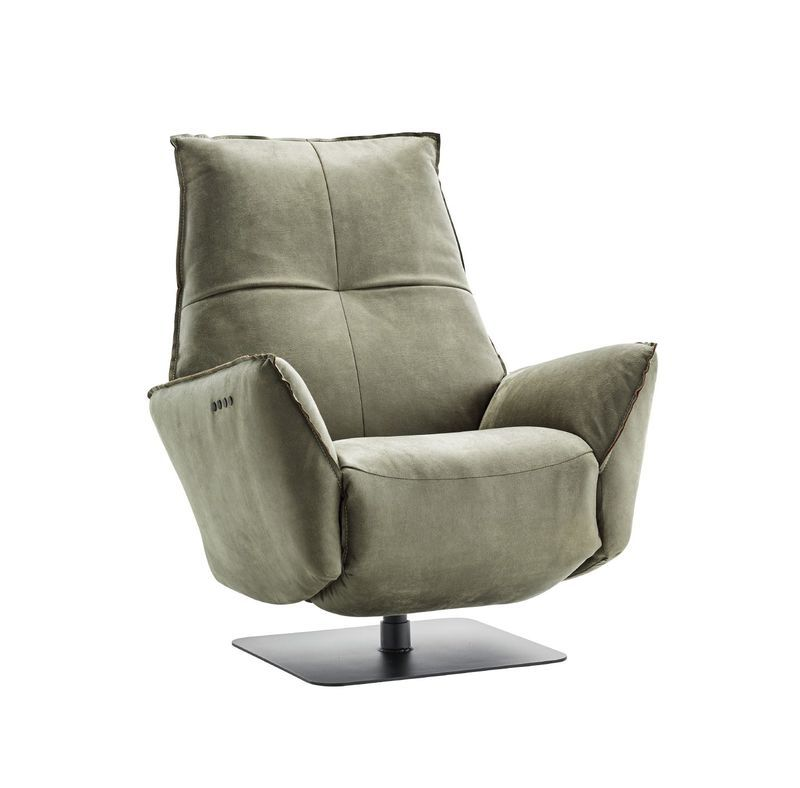 Relaxfauteuil Javalo groen