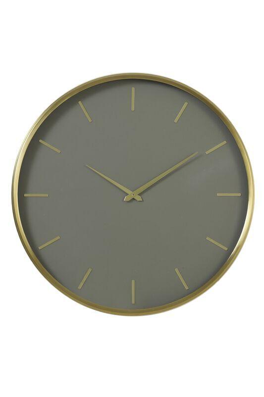 Klok Timora groen bruin