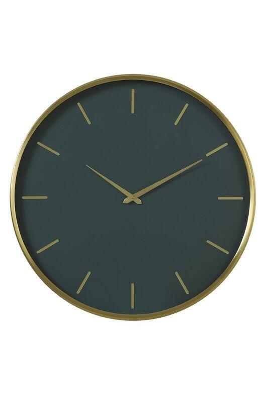 Klok Timora donker groen