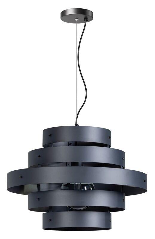 Hanglamp Blago metaal antraciet