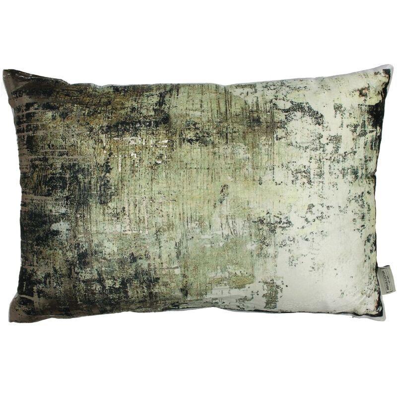 Cushion velvet green 40x60cm