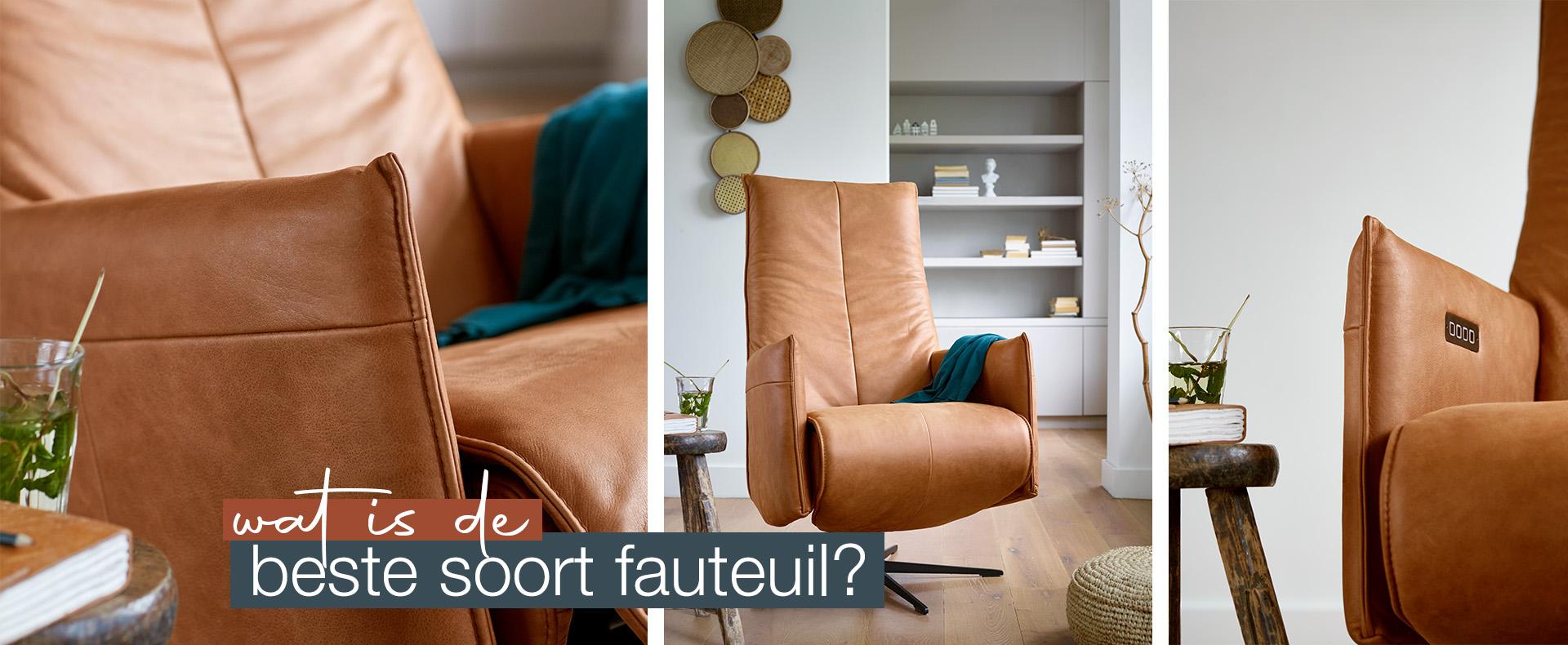 Wat is de beste soort fauteuil?