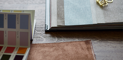 Banner-unieke-stof-en-leer-collectie